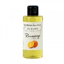 Perfumería y cosmética Aceite de masaje y baño de naranja - The Secret Soap Store