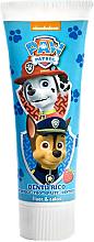 Perfumería y cosmética Pasta de dientes para niños con flúor y calcio, sabor a fresa - Nickelodeon Paw Patrol Toothbrush