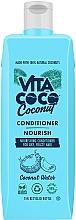 Perfumería y cosmética Acondicionador nutritivo con agua de coco - Vita Coco Nourish Coconut Water Conditioner