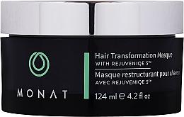 Perfumería y cosmética Mascarilla reestructurante y reparadora de cabello - Monat Hair Transformation Masque