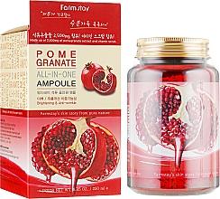 Perfumería y cosmética Sérum facial en ampolla con extracto de granada - FarmStay Pomegranate All In One Ampoule