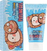 Perfumería y cosmética Gel exfolinate suave anti poros abiertos con extracto de loto de nieve - Elizavecca Hell-pore Vitamin Brightturn Peeling Gel