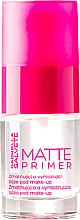 Perfumería y cosmética Prebase matificante con aceite de albaricoque y vitamina E - Gabriella Salvete Matte Primer