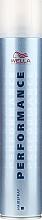 Perfumería y cosmética Laca para cabello, fijación fuerte - Wella Performance Hair Spray