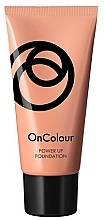 Perfumería y cosmética Base de maquillaje de cobertura media con manteca de karité nutritiva - Oriflame OnColour Power Foundation