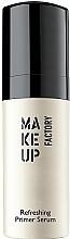 Perfumería y cosmética Prebase de maquillaje sérum refrescante con aceite de macadamia - Make Up Factory Refreshing Primer Serum