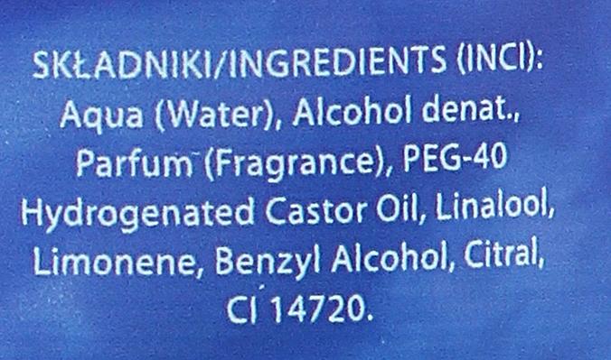 Shake for Body Perfumed Body Mist Saint Tropez Melon & Wild Plum - Bruma corporal con aroma a melón y ciruela — imagen N3