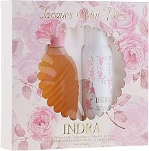Perfumería y cosmética Urlic De Varens Indra - Set (eau de parfum/100ml + desodorante perfumado/125ml)