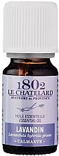 Perfumería y cosmética Aceite esencial de lavanda - Le Chatelard 1802 Essential Oil Lavandin Lavandula Hybrida