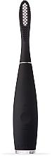 Perfumería y cosmética Cepillo dental eléctrico sónico de silicona, negro - Foreo Issa 2 Cool Black