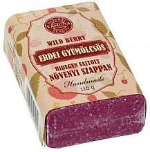 Perfumería y cosmética Jabón prensado en frío con aroma a frutos rojos silvestres - Yamuna Wild Berry Cold Pressed Soap
