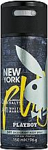 Perfumería y cosmética Playboy Playboy New York - Desodorante