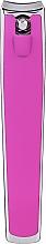 Perfumería y cosmética Cortaúñas grande, 499126, rosa - Inter-Vion