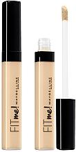 Perfumería y cosmética Corrector facial líquido - Maybelline Fit Me Concealer