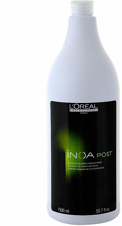 Champú hidratante para después de la coloración - L'Oreal Professionnel Inoa Post-Shampoo — imagen N1