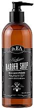 Perfumería y cosmética Champú anticaspa - Dr. EA Barber Shop Anti-Dandruff Shampoo