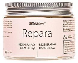 Perfumería y cosmética Crema de manos reparadora con extracto de morera blanca y urea - MiaCalnea Regenerating Hand Cream