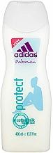 Perfumería y cosmética Gel de ducha con leche de semillas de algodón - Adidas For Woman Extra Hydrating Shower Milk