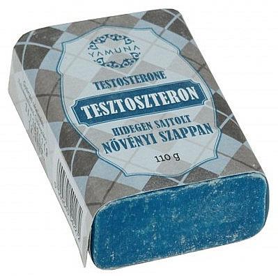 Jabón prensado en frío con testosterona - Yamuna Testosterone Cold Pressed Soap
