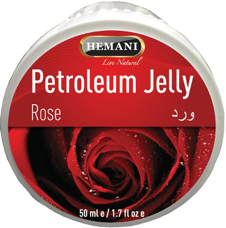 Vaselina con rosa - Hemani Petroleum Jelly With Rose