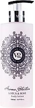 Perfumería y cosmética Loción corporal perfumada - Vivian Gray Aroma Selection Body Lotion Lotus & Rose