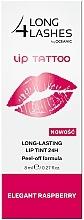 Perfumería y cosmética Tinte labial de larga duración, fórmula peel off - Long4Lashes Lip Tattoo Long Lasting Lip Tint 24h