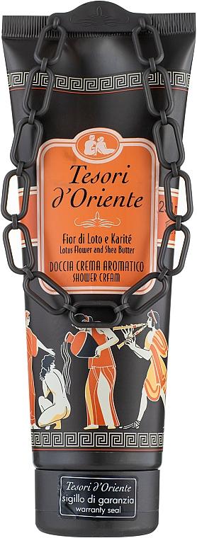 Tesori d`Oriente Fior di Loto - Crema de ducha con extracto de flor de loto y karité