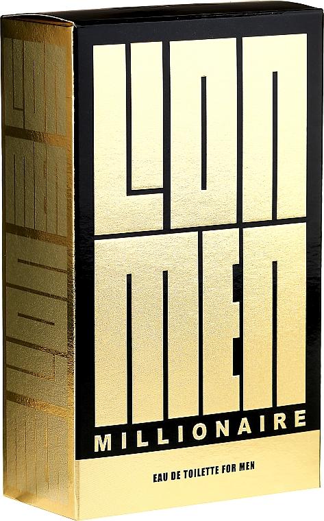 Vittorio Bellucci Lion Men Millionaire - Eau de toilette — imagen N1
