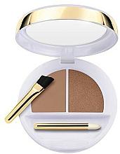 Perfumería y cosmética Cera modeladora de cejas + polvo de color con pincel y aplicador - Collistar Flawless Eyebrows Modelling Wax & Coloured Powder