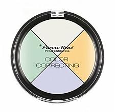 Perfumería y cosmética Paleta de correctores - Pierre Rene Color Correcting