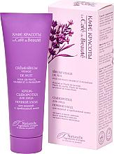 Perfumería y cosmética Crema-sérum hidratante de noche con extracto de lavanda - Le Cafe de Beaute Night Cream Serum Visage