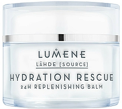Perfumería y cosmética Bálsamo nutritivo para rostro con aceite de almendras dulces - Lumene Lahde Hydration Rescue 24H Nourishing Balm