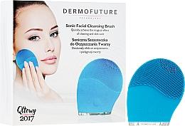 Perfumería y cosmética Cepillo sónico de limpieza facial - DermoFuture Sonic Facial Cleansing Brush