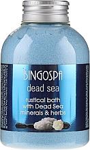 Perfumería y cosmética Leche de baño con minerales del Mar Muerto y extracto de miel - BingoSpa