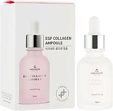 Perfumería y cosmética Sérum facial reafirmante con EGF y colágeno hidrolizado en ampollas - The Skin House EGF Collagen Ampoule