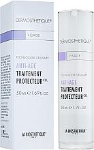 Perfumería y cosmética Crema tratamiento para rostro, cuello y escote con ácido hialurónico - La Biosthetique Dermosthetique Anti-Age Traitement Protecteur