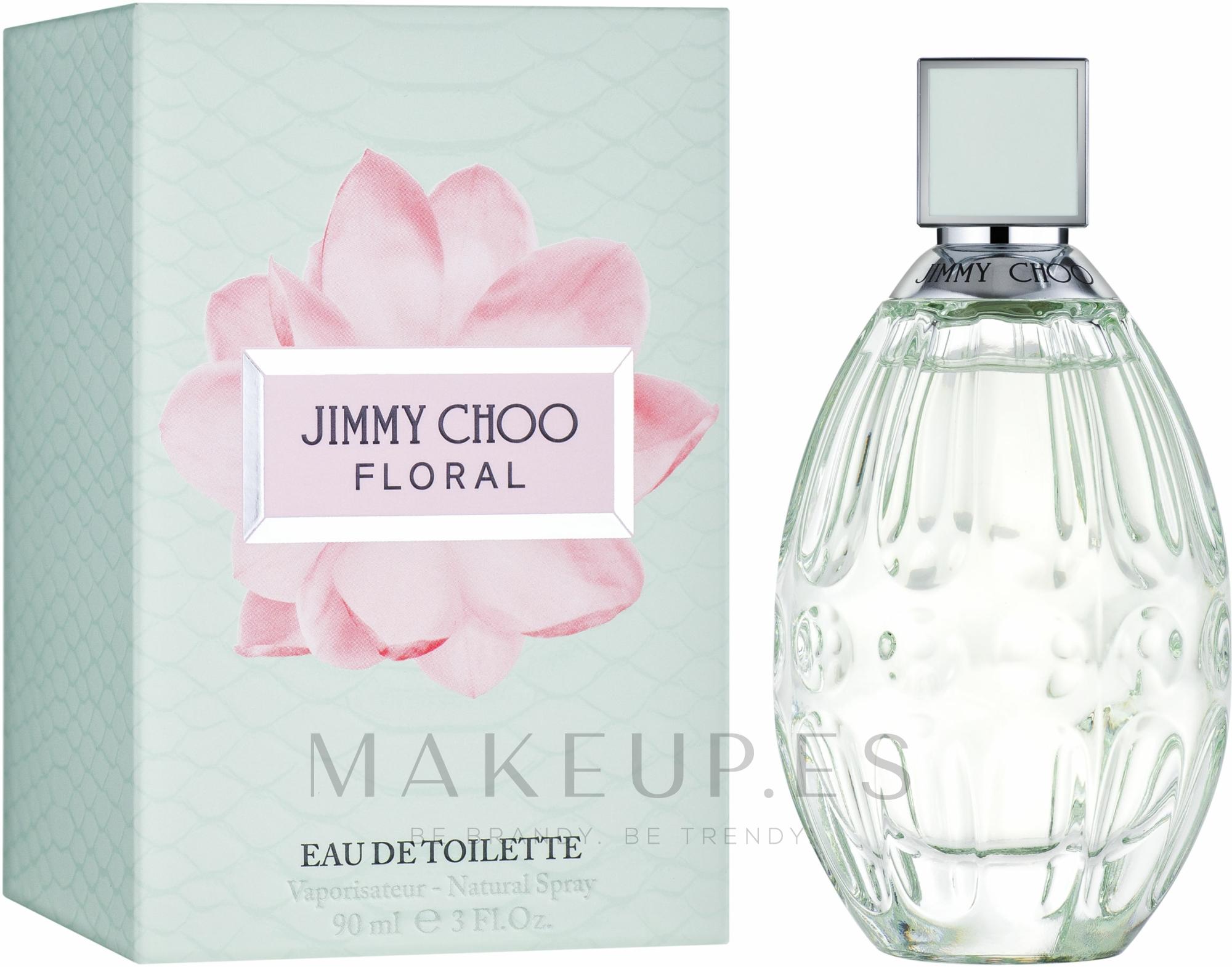 Jimmy Choo Floral - Eau de toilette — imagen 90 ml