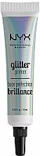 Perfumería y cosmética Prebase para glitter de larga duración - NYX Professional Makeup Glitter Primer