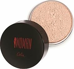 Perfumería y cosmética Polvo suelto de maquillaje - Celia Woman Loose Powder
