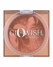 Perfumería y cosmética Polvo bronceador compacto - Huda Beauty GloWish Soft Radiance (04 -Deep Tan)