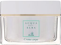 Perfumería y cosmética Acqua dell Elba Arcipelago Women - Crema corporal hidratante perfumada con ácido hialurónico