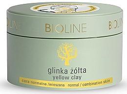 Perfumería y cosmética Arcilla amarilla para rostro y cuerpo - Bioline Yellow Clay