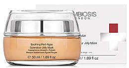 Perfumería y cosmética Mascarilla facial rica en algas - Symbiosis London Soothing Red Algae Splendour Jelly Mask
