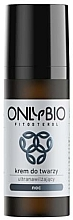 Perfumería y cosmética Crema facial regeneradora con manteca de karité, aceite de sésamo - Only Bio Fitosterol