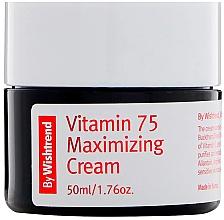 Perfumería y cosmética Crema facial con vitaminas C, E y aceite de macadamia - By Wishtrend Vitamin 75 Maximizing Cream