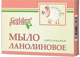 Perfumería y cosmética Jabón de manos con lanolina - Golden Pharm