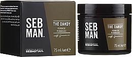 Perfumería y cosmética Gel para cabello de fjación ligera y de acabado pulido con guaraná - Sebastian Professional SEB MAN The Dandy