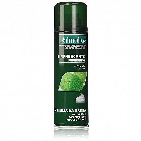 Espuma de afeitar refrescante con menta - Palmolive Shaving Foam Menthol