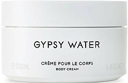 Perfumería y cosmética Byredo Gypsy Water - Crema corporal con aroma a pino & limón