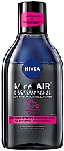 Perfumería y cosmética Agua micelar con extracto de arándano - Nivea MicellAIR Expert